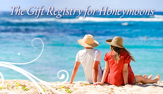 Your Honeymoon Wishes Registry Powered By Project Wedding