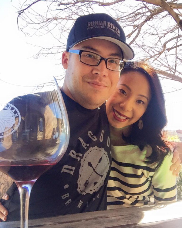 Angela Hung and Darin Dugan